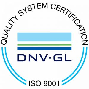 Schutte Metaal BV is gecertificeerd volgens de ISO 9001 normen.